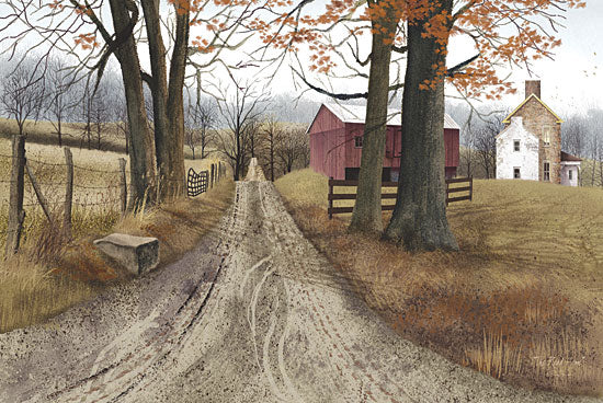 BJ143B - The Road Home - 18x12