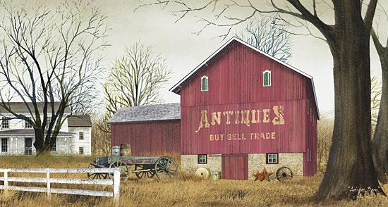 Billy Jacobs BJ189A - Antique Barn - Antiques, Barn, Farm from Penny Lane Publishing
