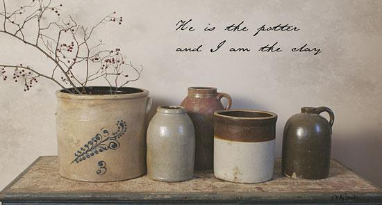 Billy Jacobs BJ811 - He is the Potter   - Pottery, Pots, Crocks, Berries, Inspirational from Penny Lane Publishing