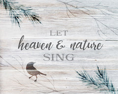 BLUE446 - Let Heaven & Nature Sing - 16x12