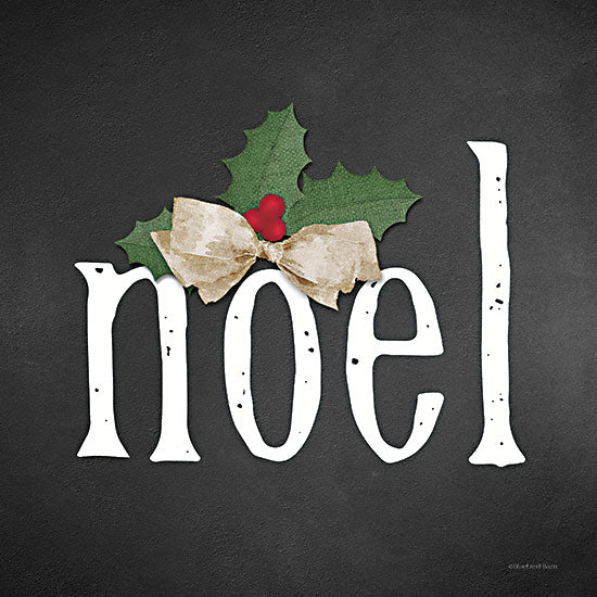Bluebird Barn BLUE517 - BLUE517 - Noel - 12x12 Holidays, Noel, Christmas, Holly and Berries, Signs from Penny Lane