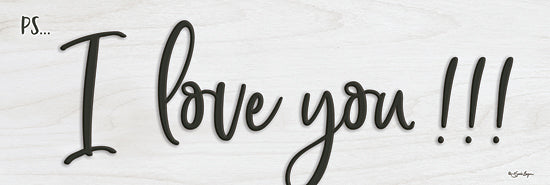 Susie Boyer BOY474B - BOY474B - I Love You!!! - 36x12 I Love You, Love, Couples, Signs from Penny Lane