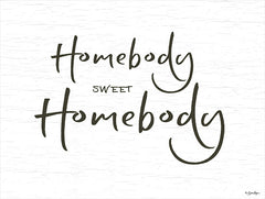 BOY501 - Homebody Sweet Homebody - 16x12