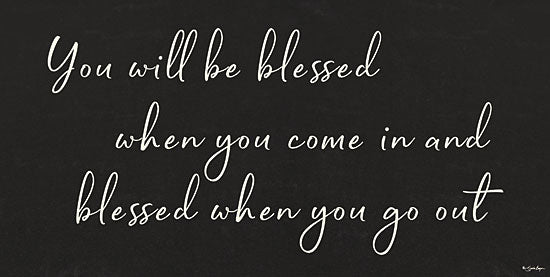 Susie Boyer BOY508 - BOY508 - You Will be Blessed - 18x9 Signs, Typography, Blessed from Penny Lane
