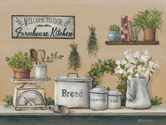 BR463 - Garden Farmhouse Kitchen - 16x12