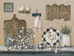 BR464 - Farmhouse Kitchen - 16x12