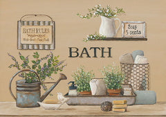 BR466 - Farmhouse Bath II - 16x12