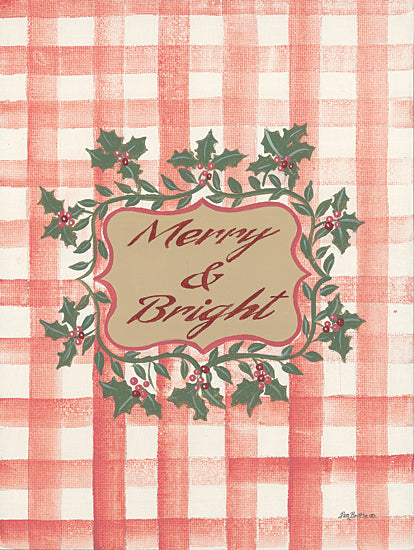 Pam Britton BR482 - BR482 - Holiday Home IV - 12x16 Signs, Typography, Plaid, Christmas Ivy from Penny Lane