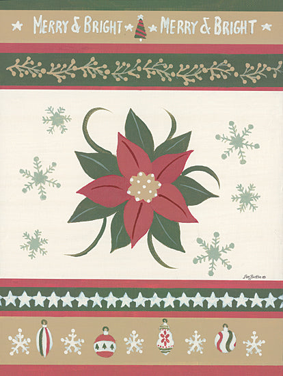 Pam Britton BR488 - BR488 - Holiday Joy II - 12x16 Signs, Typography, Ornaments, Poinsettia, Snowflakes, Christmas Tree from Penny Lane