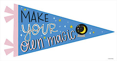 BRO129 - Make Your Own Magic Pennant - 18x9