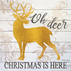 CIN1259 - Oh Deer Christmas is Here - 12x12