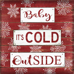 Baby It's Cold Outside - 12x12