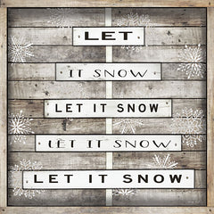 CIN1753 - Let It Snow - 12x12