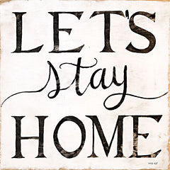 CIN1801 - Let's Stay Home I - 12x12