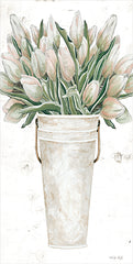 CIN2280 - Blushing Tulips   - 9x18