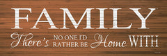 CIN2425A - Family Sign     - 36x12