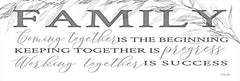 CIN2426 - Family Coming Together - 18x6