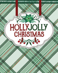 CIN2603 - Holly Jolly Christmas  - 12x16
