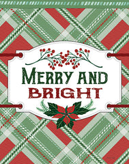 CIN2604 - Merry and Bright  - 12x16
