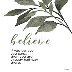 CIN2640 - Believe - 12x12