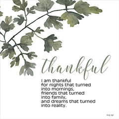CIN2642 - Thankful - 12x12