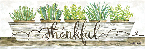 Cindy Jacobs CIN409 - Thankful Succulent Pots - Inspirational, Succulent, Plants from Penny Lane Publishing