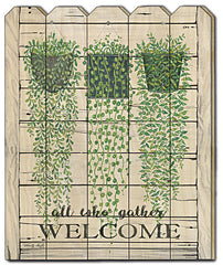 CIN542PF - Ivy Welcome All Who Gather