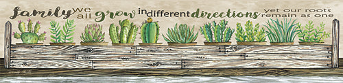 Cindy Jacobs CIN543 - Family Roots - Inspirational, Succulents, Plants from Penny Lane Publishing