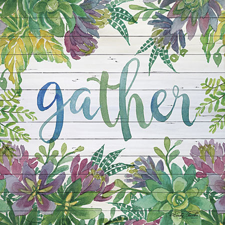 Cindy Jacobs CIN669 - Gather Succulents - Signs, Gather, Succulents from Penny Lane Publishing
