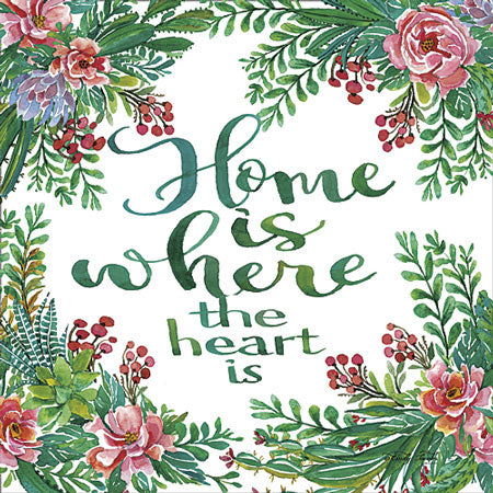 Cindy Jacobs CIN670 - Home Is Succulents - Signs, Succulents, Home from Penny Lane Publishing
