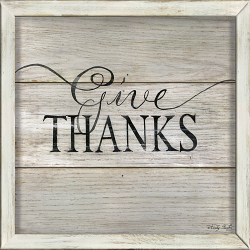 Cindy Jacobs CIN682 - Give Thanks - Thanks, Signs, Typography, Wood from Penny Lane Publishing