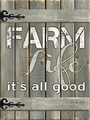 Cindy Jacobs CIN707 - Farm Life - Barn Door, Farm, Signs from Penny Lane Publishing