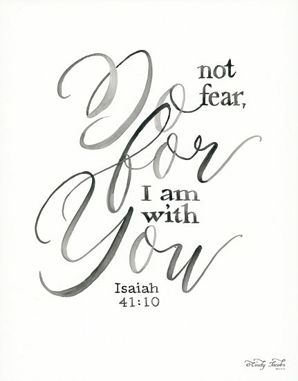 Cindy Jacobs CIN730 - Do Not Fear - Inspirational, Religious, Typography from Penny Lane Publishing