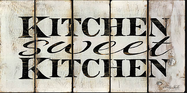 Cindy Jacobs CIN752 - Kitchen Sweet Kitchen - Kitchen, Typography, Script from Penny Lane Publishing