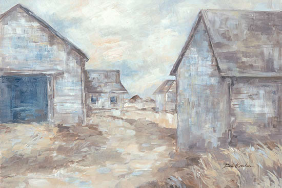 DC107 - Barn Path - 16x12