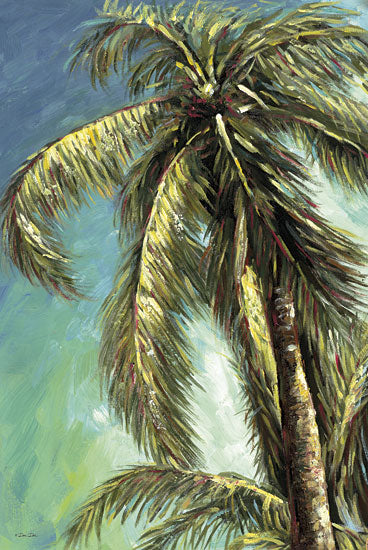 Dee Dee DD1426 - The Coconut Tree I - Coconut, Tree, Coastal from Penny Lane Publishing