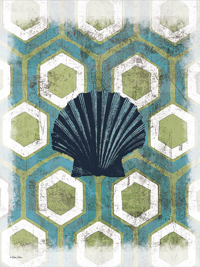 Dee Dee DD1428 - Coastal Patterns I - Shell, Patterns, Contemporary from Penny Lane Publishing