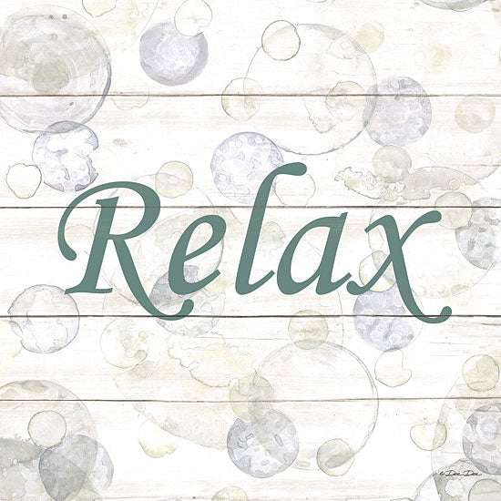 Dee Dee DD1456 - Relax Bubbles - Relax, Bubbles, Bath from Penny Lane Publishing
