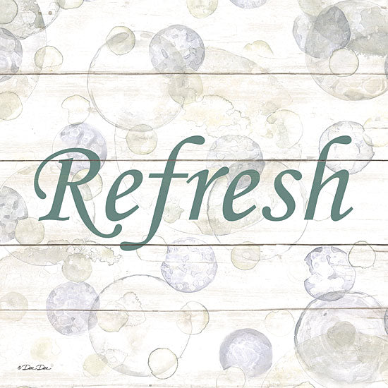 Dee Dee DD1457 - Refresh Bubbles - Bubbles, Bath from Penny Lane Publishing