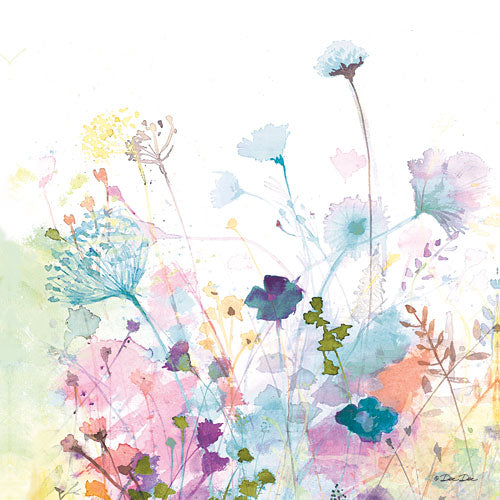 Dee Dee DD1607 - Watercolor Botanicals - Flowers, Abstract, Watercolor from Penny Lane Publishing