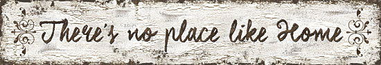 Debbie DeWitt DEW435 - There's no Place Like Home - Home, Inspirational, Signs from Penny Lane Publishing