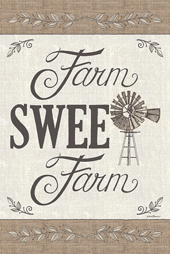 Deb Strain DS1452 - Farm Sweet Farm - Country, Farm, Windmill, Signs from Penny Lane Publishing