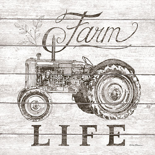 Deb Strain DS1570 - Farm Life - Farm, Sign, Tractor from Penny Lane Publishing