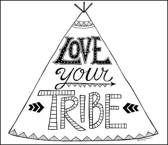 DS1706 - Love Your Tribe
