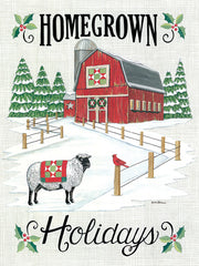 DS1821 - Homegrown Holidays - 12x16