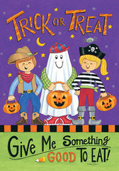 DS1879 - Trick or Treat Kids - 12x16