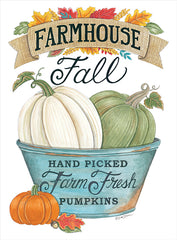 DS1892 - Farmhouse Fall Pumpkins - 12x16