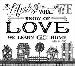 DS1934 - We Learn At Home - 12x12