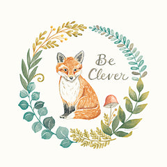 DS1958 - Be Clever Fox - 12x12