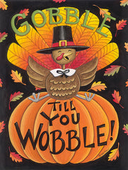 DS1975 - Gobble Till You Wobble - 12x16